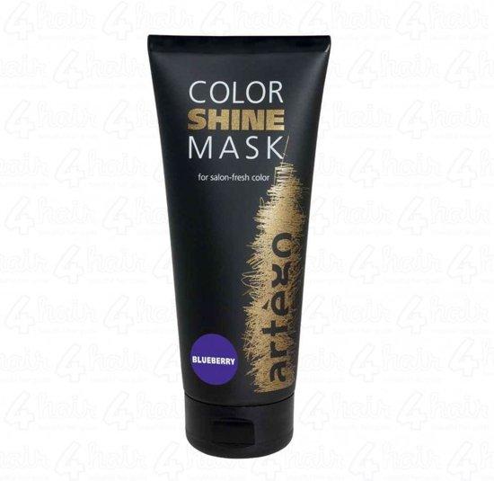 Профессиональная маска - Color Shine Mask (BLUEBERRY)