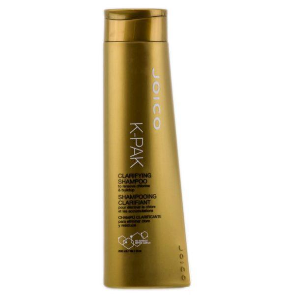 JOICO K-PAK Шампунь восстанавливающий для поврежденных волос / 300мл